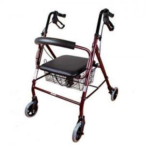 El Mejor Andador para Ancianos Plegable