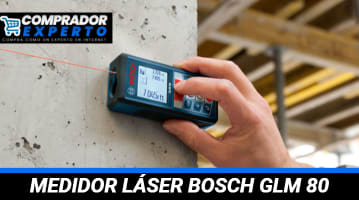 Medidor Láser Bosch GLM 80