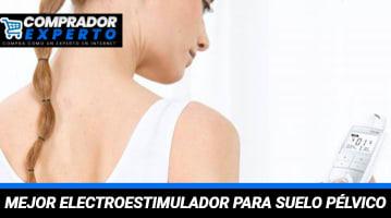 Electroestimulador Muscular para Suelo Pélvico