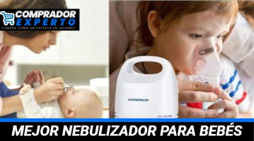 Nebulizador para Bebés