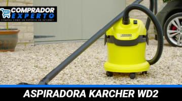Aspiradora Karcher WD2