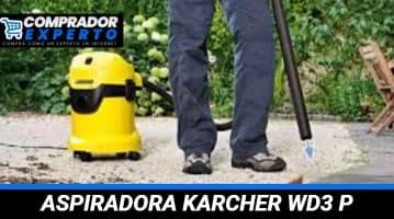 Aspiradora Karcher WD3