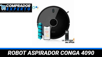 Robot Aspirador Conga 4090