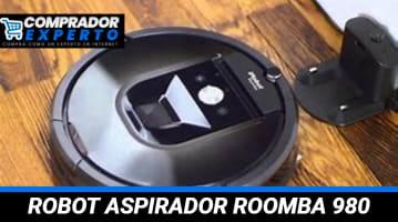 Robot Aspirador Roomba 980