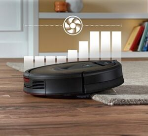 Robot Aspirador Roomba 980 - datos técnicos