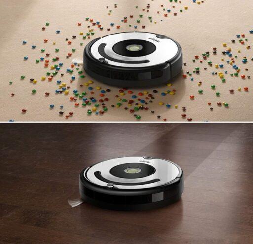 iRobot - Aspiradora Automática Muy Vendida