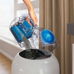 Limpiar Filtro Aspiradora Philips