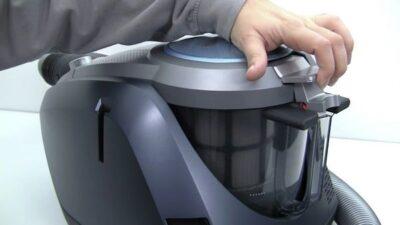 Cómo Colocar Bolsa a una Aspiradora Bosch
