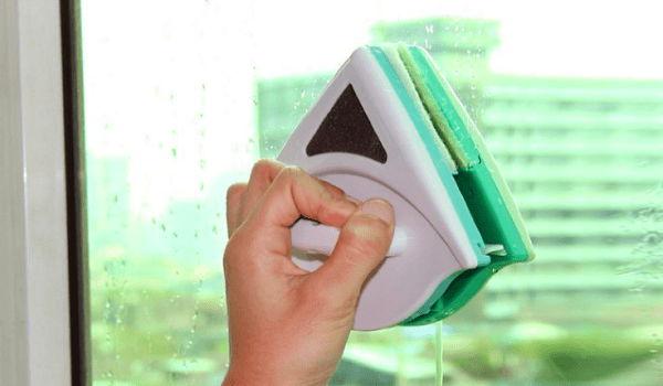 Cual limpiacristal magnético comprar