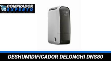Deshumidificador Delonghi DNS 80