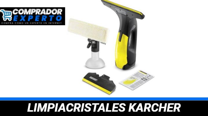 Mejor Limpiacristales Karcher