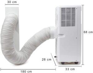 Qué es un Aire Acondicionado Portátil