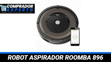 Robot Aspirador Roomba 896