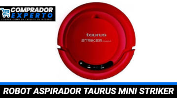 Robot Aspirador Taurus Striker Mini