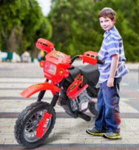 Cómo armar una Moto Eléctrica para Niños