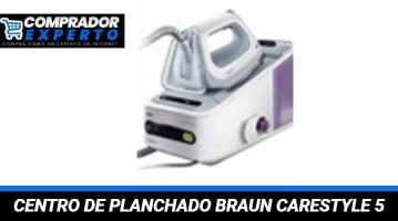 Centro de Planchado Braun Carestyle 5