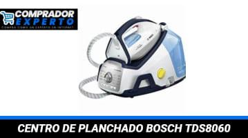 Centro de Planchado Bosch TDS8060