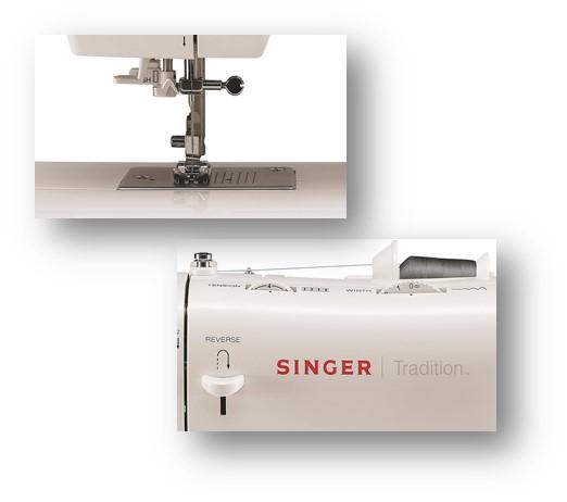 Maquina de Coser Singer Tradition 2282 - revisión