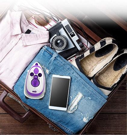 Qué Tomar en Cuenta para Comprar una Plancha de Vapor De Viaje