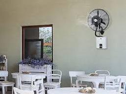 Instalacion Ventilador de Pared
