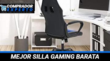 Mejor Silla Gaming Barata