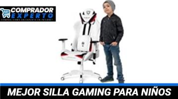 Mejor Silla Gaming para Niños