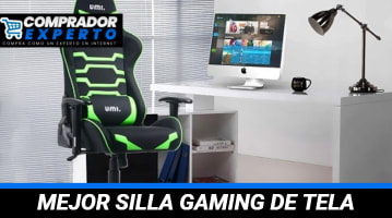 Mejor Silla Gaming de Tela