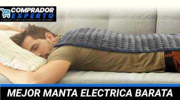 Mejor Manta Eléctrica Barata