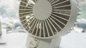 Para qué sirve un Ventilador Portátil