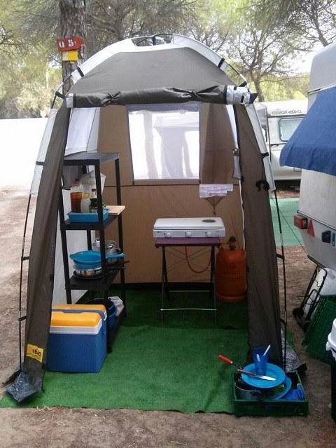 Qué debo tomar en cuenta para Comprar un Armario de Camping