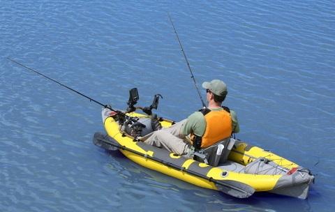 Cuánto cuesta una Canoa Hinchable