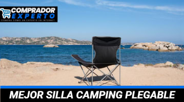 Mejores Sillas de Camping Plegables