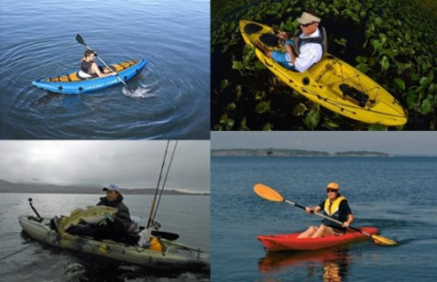 Qué Kayak Barato Comprar