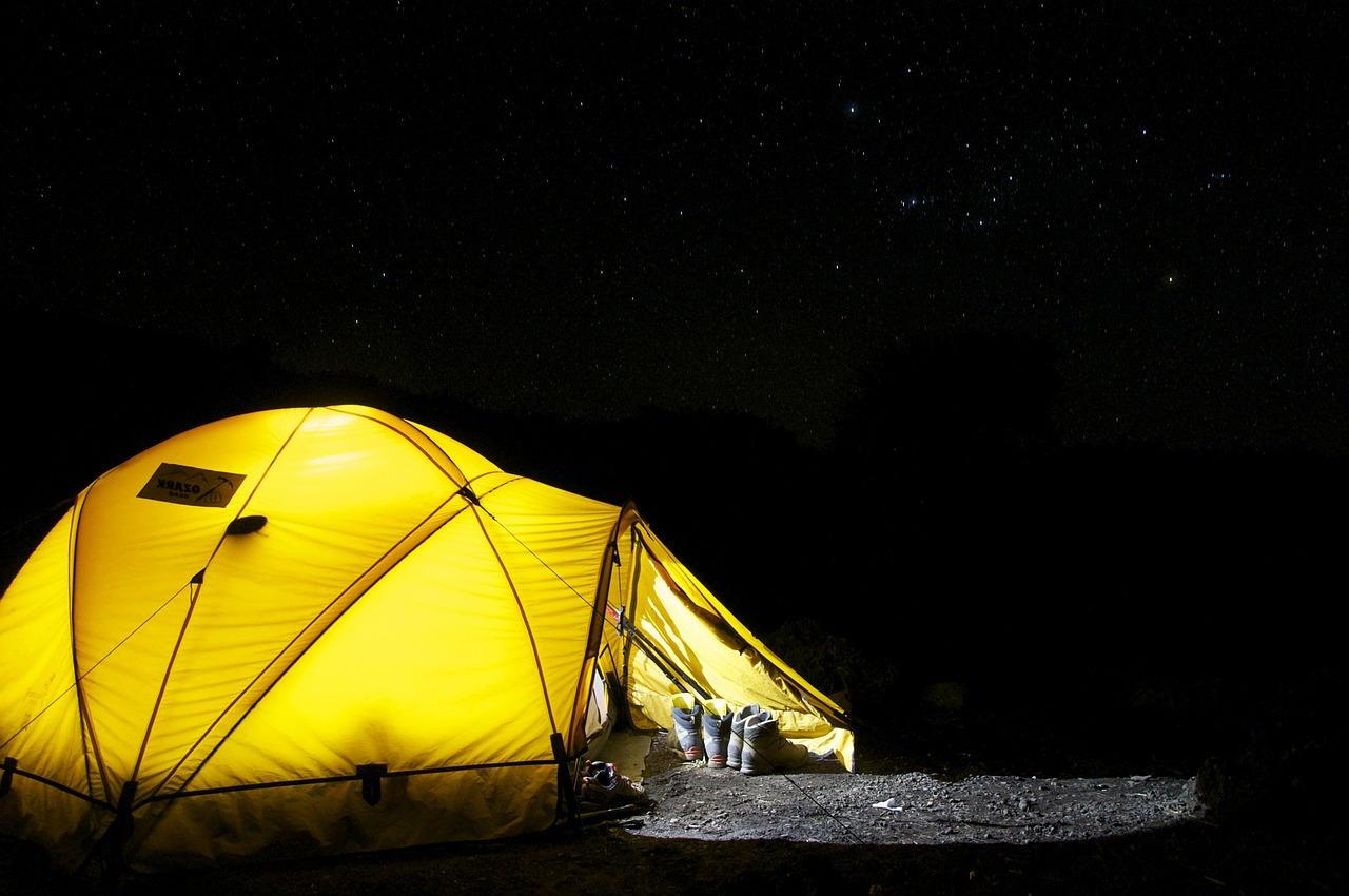 Mejor lámpara de camping