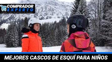 Mejores Cascos de Esquí para Niños