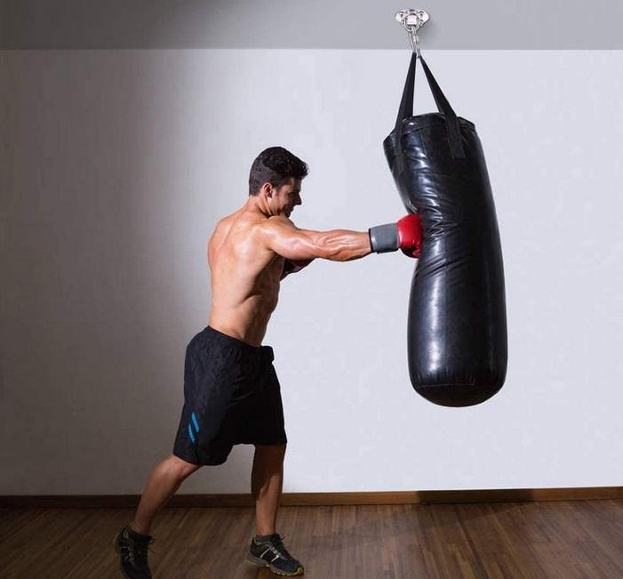 Soporte saco boxeo cuál comprar