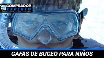 Mejores Gafas de Buceo para Niños