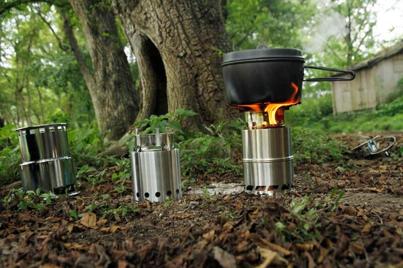 precios Estufa de Leña para camping y Mejor lugar para comprarla