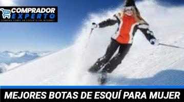 Mejores Botas de Esquí para Mujer