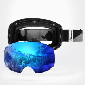Que Gafas de Esquí para Mujer comprar