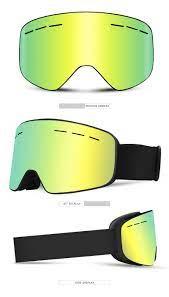 cual Gafa de Esquí para Mujer debes comprar