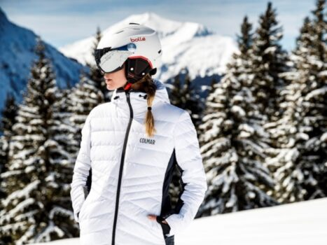 cual casco esqui para mujer comprar
