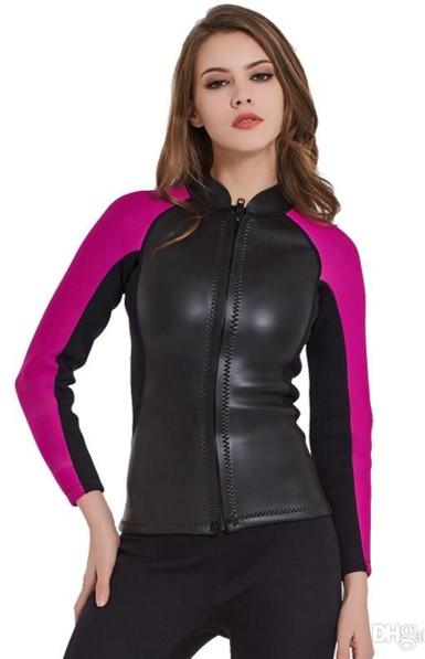 cual chaqueta de neopreno de mujer comprar