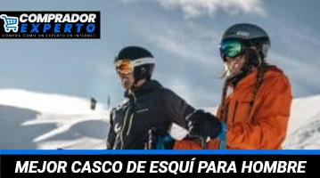 Mejores Cascos de Esquí para Hombre