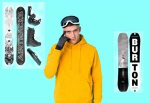 Qué Tablas de Snowboard para Hombres comprar