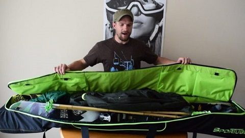 Cuánto cuestan las Bolsas de Snowboard