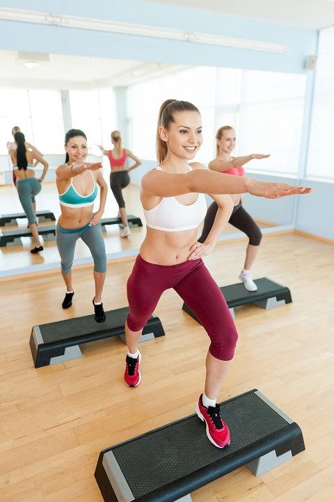 Qué es un Step Para Fitness