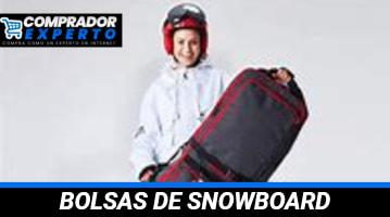 Mejores Bolsas de Snowboard