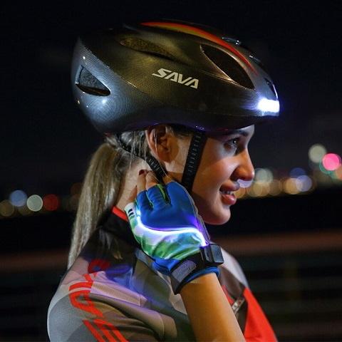 Qué Casco Bici con Luz comprar