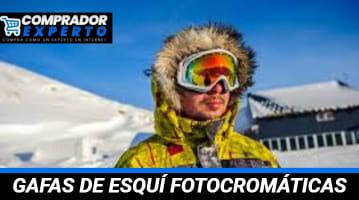 Mejores Gafas de Esquí Fotocromáticas
